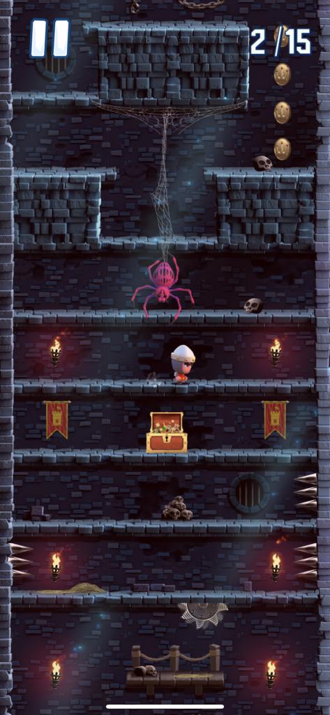 Dungeons of Doom iPhone 1