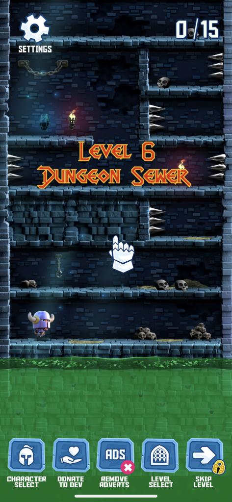 Dungeons of Doom iPhone 2